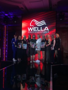 Wella TVA Kirkham hairdressing 2018
